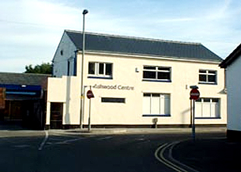 The Ashwood Centre -  venue for the monthly meetings
