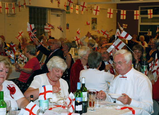 St. George's Day Last Night at the Proms